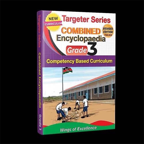 Targeter Educational Publishers Ltd – Wings of Excellence